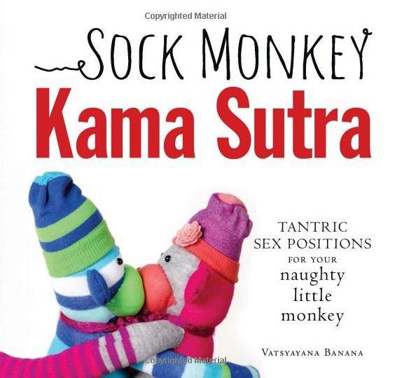 Кама Сутра обезьянок из носков
