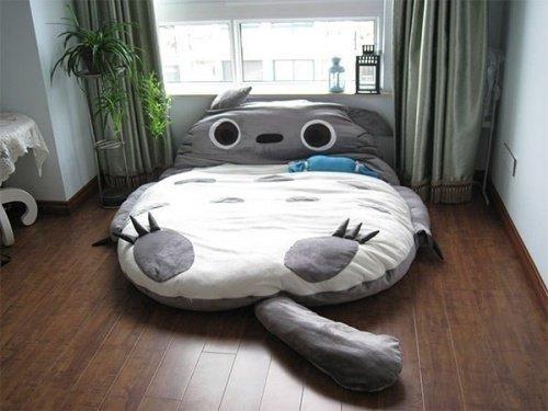 Самая няшная кровать в мире