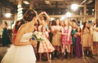 Традиция бросания букета на свадьбе: некоторые рекомендации