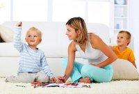 Развитие ребенка в зависимости от восприятия