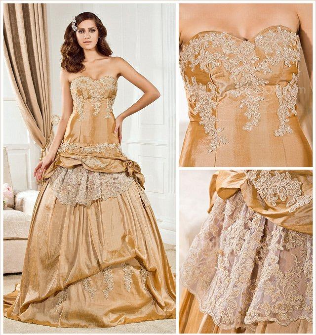 Свадебное платье для фигуры «груша»