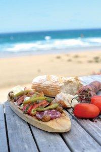Как питаться во время отпуска