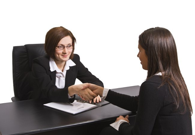 Устройство на работу: маленькая компания