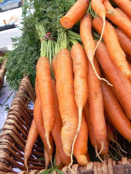 Маски для лица из моркови