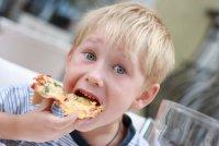 Что дать ребенку на ужин?