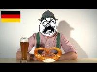Как звучит немецкий по сравнению с другими языками