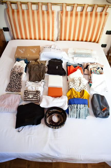 Как собирать вещи, отправляясь на отдых