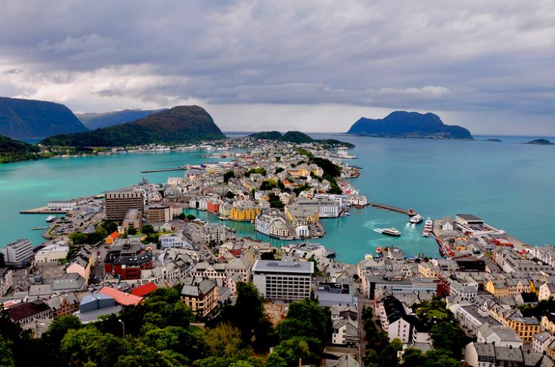 Как устроиться на работу в Норвегию?