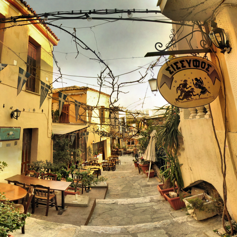Греция: туристу на заметку