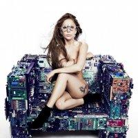 Промо-фото нового студийного альбома Леди Гаги