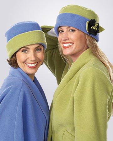 Женская шляпка «ток»