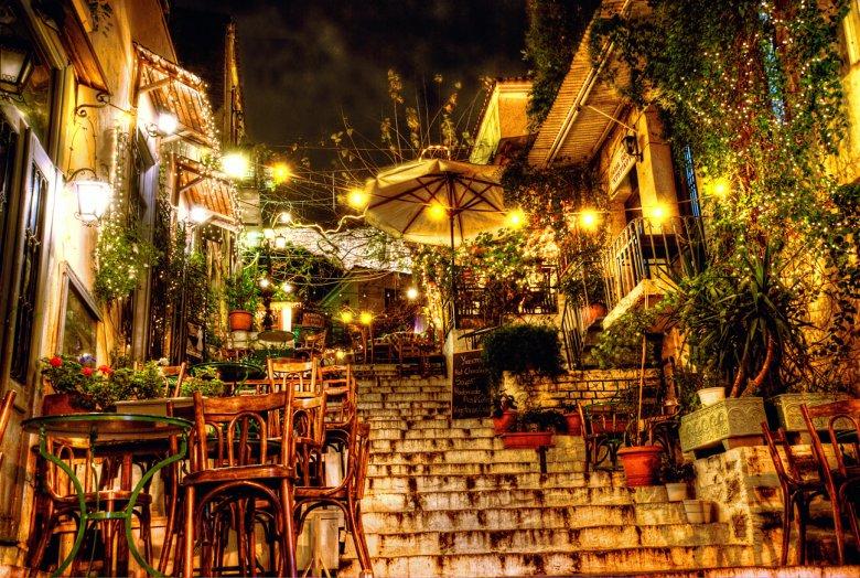 Греция: достопримечательности Афин