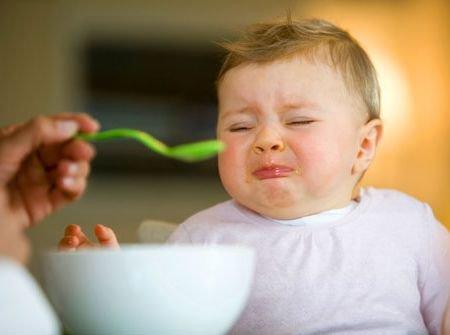 Каши для первого прикорма вашего малютки