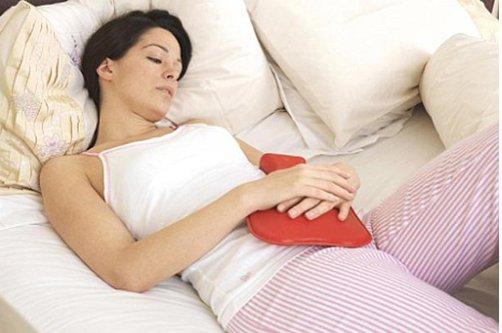 Месячные на ранних сроках беременности