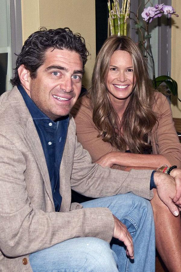 Свадьба: Эль Макферсон и Джеффри Соффер поженились