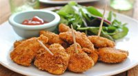 Рецепт куриных наггетсов