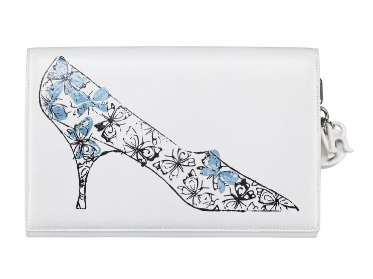 Сумки Dior c графикой Энди Уорхола