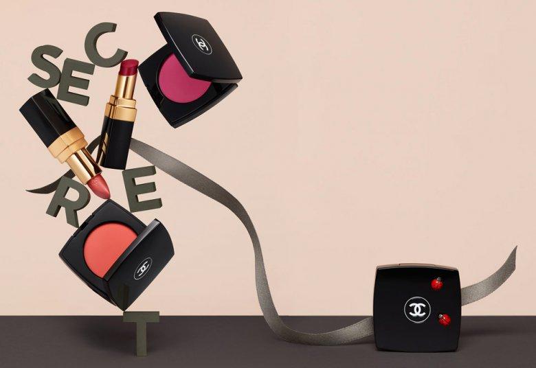 Осенняя коллекция макияжа Superstition Collection от Chanel