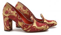 Santoni представляет новую коллекцию обуви из текстиля фабрики Rubelli