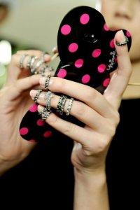 Необычные кольца от Chanel