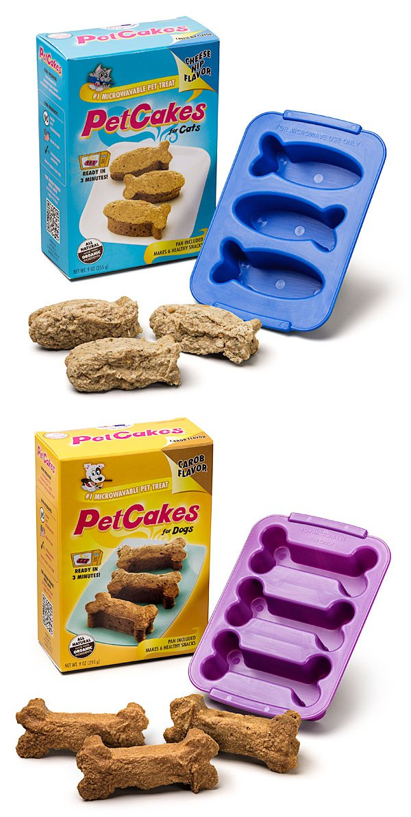 Формочки для печенья для котов и собак