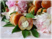 Булочки «Персики»