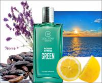 Новый мужской аромат Collistar Acqua Attiva Green