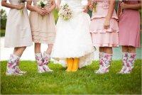 Идея для осенней свадьбы