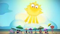 Добрая анимационная сказка Sun of a Beach