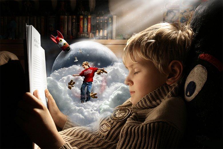 сказки детям на ночь с картинками читать