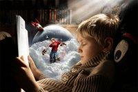 Зачем детям читать сказки на ночь?