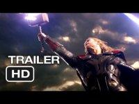 Второй трейлер фильма «Тор 2: Царство тьмы»