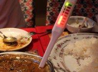 Домашний измеритель солености пищи