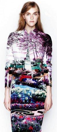 Модная одежда от Mary Katrantzou