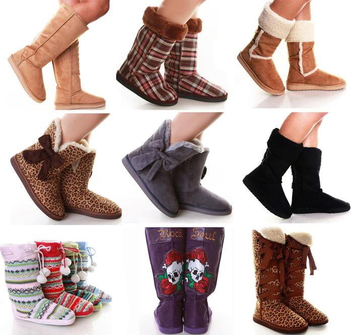 Какую обувь выбрать?