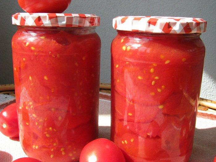 Салат из помидоров на зиму: ачучук