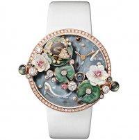Часы с лягушкой от Cartier