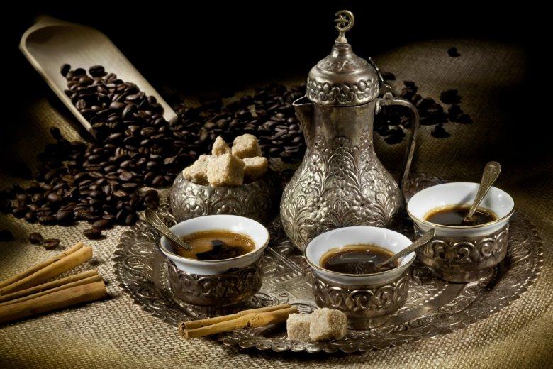 Кофейная карта: кофе по-турецки