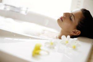 Полезные ванны для тела