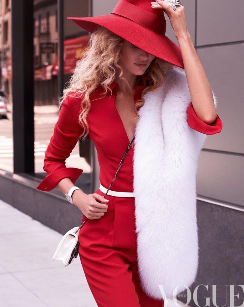 Кэндис Свейнпол для мексиканского Vogue: сентябрь 2013