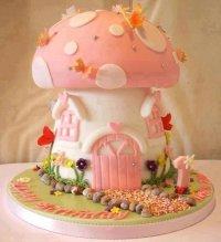 Идея украшения торта для дня рождения ребенка