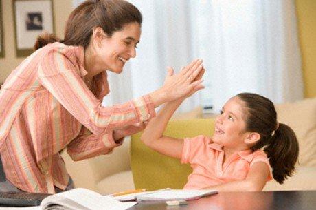 Как хвалить ребенка