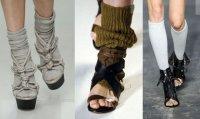 Гольфы, чулки и носки: как носить этой осенью?
