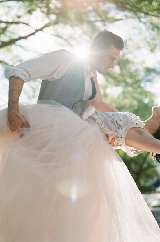 Как побороть страх перед свадьбой?