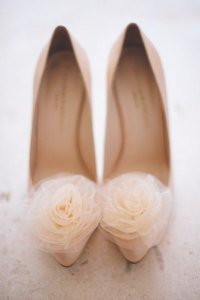 Туфли невесты: особенная обувь