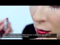 Макияж с акцентом на губы: как изменить форму губ при помощи помады