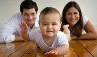 Как ужиться с мужем и ребенком в однокомнатной квартире?