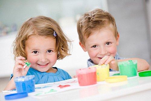 Креативность ребенка: тест
