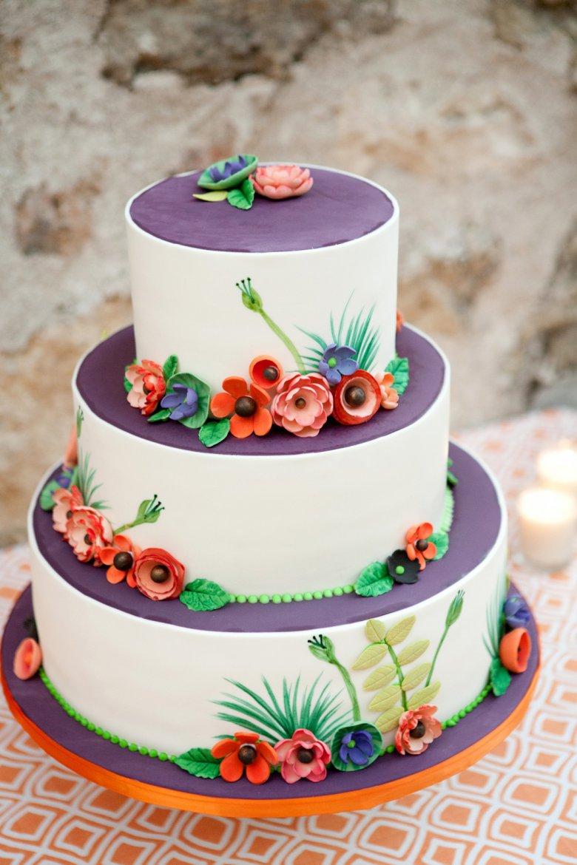 Свадебный торт из мастики: как рассчитать нужное количество мастики?