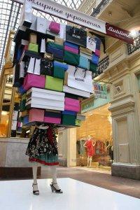 Как пережить шопинг с девушкой?
